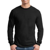 Gildan 5400 Heavy Cotton ™ 100% Cotton Long Sleeve T Shirt Thumbnail