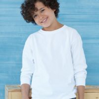 Gildan Ultra Cotton™ Youth Long Sleeve T-Shirt Thumbnail