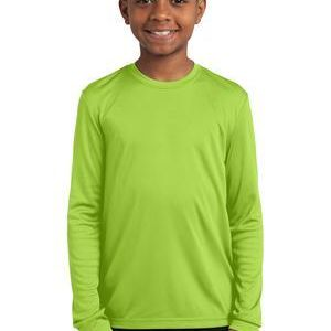 Youth Long Sleeve PosiCharge™ Competitor™ Tee Thumbnail