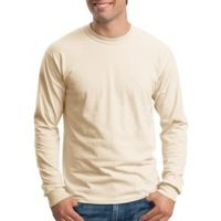 Gildan 2400 Ultra Cotton ® 100% Cotton Long Sleeve T Shirt Thumbnail