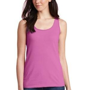 Gildan - 64200L (DTG) 4.5 oz Softstyle ® Junior Fit Tank Top Thumbnail