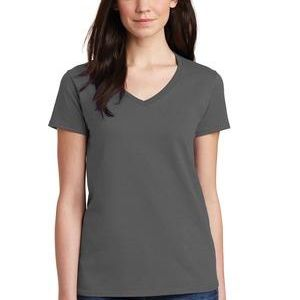 Gildan - 5V00L (DTG) - 100% Cotton V Neck T Shirt Thumbnail