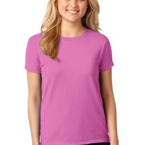 Gildan - Ladies 100% Cotton T Shirt - DTG Thumbnail