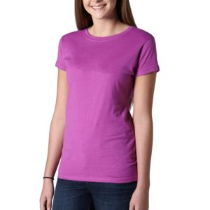 Tultex - Ladies' Slim Fit Fine Jersey Tee (DTG) Thumbnail